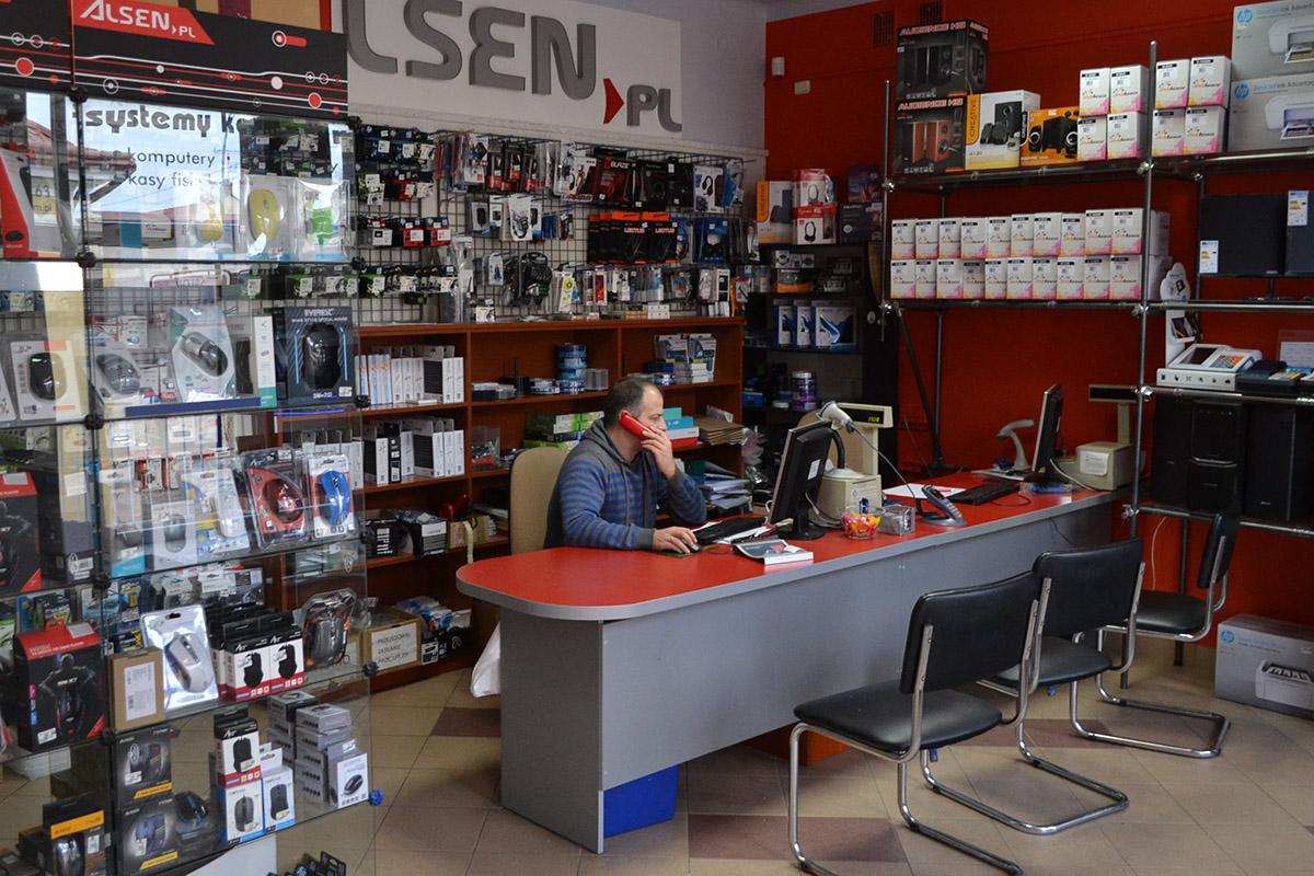 5295fb64988b0f Alfa Systemy Komputerowe - sklep i serwis komputerowy - Łańcut