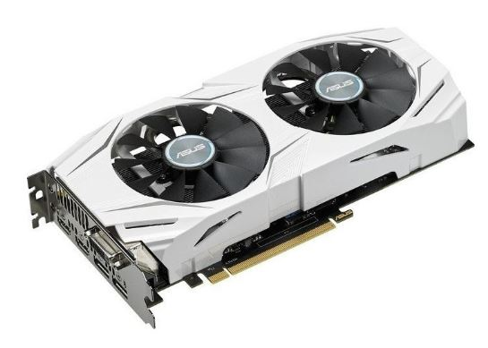 GeForce GTX 1060 DUAL OC 3GB DDR5 192BIT DV/HD/DP