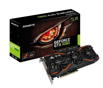 GeForce GTX 1080 WF 8GB DDR5 256BIT DVI/HDMI/HDCP