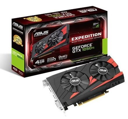 GeForce GTX 1050 Ti 4GB DDR5 128BIT DV/HD/DP