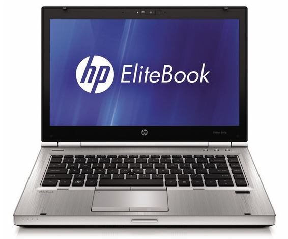 Laptop używany HP EliteBook 8470p i5 3320M 8GB/320GB/1H/DVDRW/KAMERA/WIN7