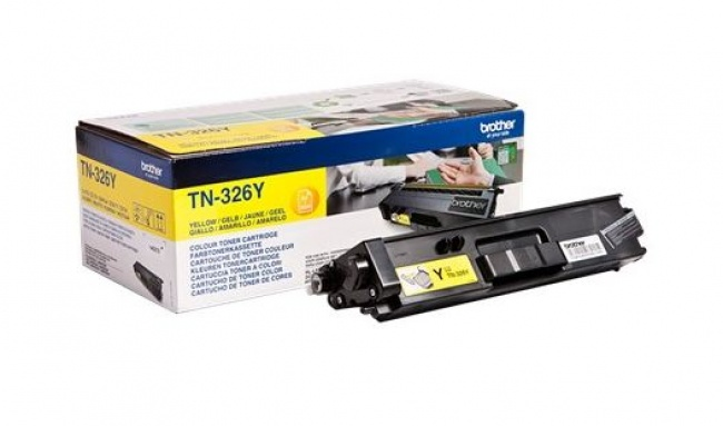 Toner TN-326Y YEL 3,5k do HL 8250/ HL 8350