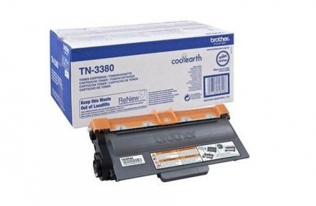 Toner TN3380 Czarny 8k do DCP8110/MFC85x0/HL54x0