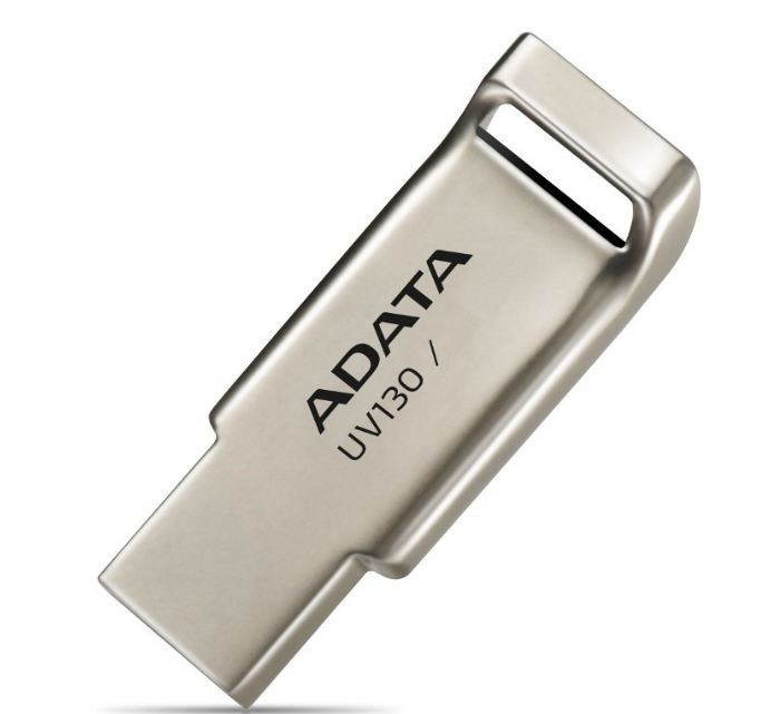 Pendrive DashDrive UV130 32GB USB2.0 Złoty Alu