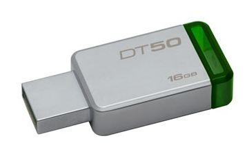 Pendrive Data Traveler 50 16GB USB 3.0