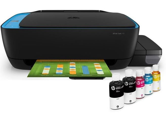 Drukarka HP Ink Tank 319 All-in-One Z6Z13A