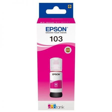 Tusz Epson ET103 MAGENTA 65ml do serii ITS L31xx