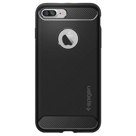 Etui SPIGEN Rugged Armor IPHONE 7/8 PLUS BLACK
