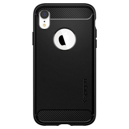 Etui SPIGEN Rugged Armor IPHONE XR MATTE BLACK