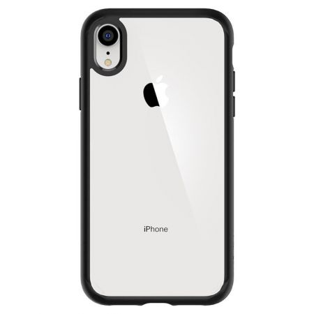 Etui SPIGEN ULTRA hybrid IPHONE XR MATTE BLACK