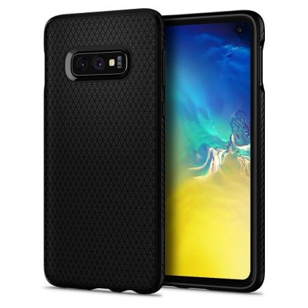 Etui SPIGEN Liquid AIR GALAXY S10E MATTE BLACK