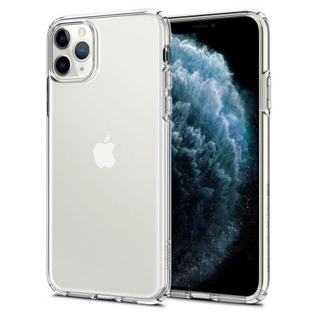 Etui SPIGEN Liquid crystal IPHONE 11 PRO MAX crystal CLEAR