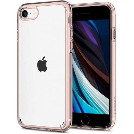 SPIGEN ULTRA hybrid IPHONE 7/8/SE 2020 ROSE crystal