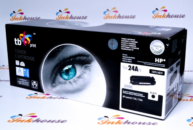 Toner do HP Q2624A TH-24AN BK 100% nowy