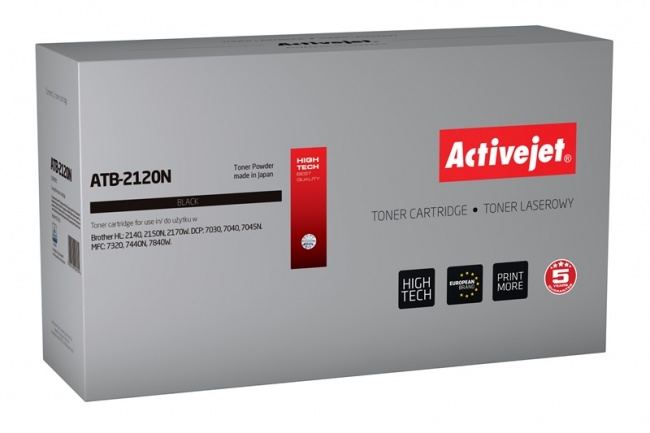 ActiveJet toner BROTHER HL2140  NEW 100% AT-2120N