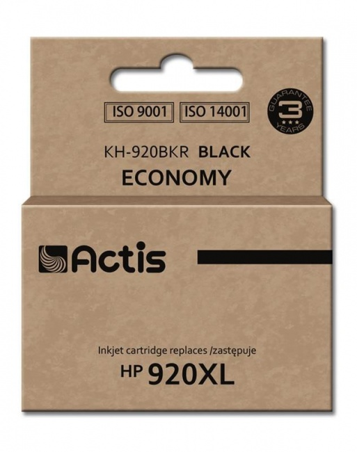 Tusz Actis KH-920BKR (HP 920XL CD975AE) standard 50ml czarny