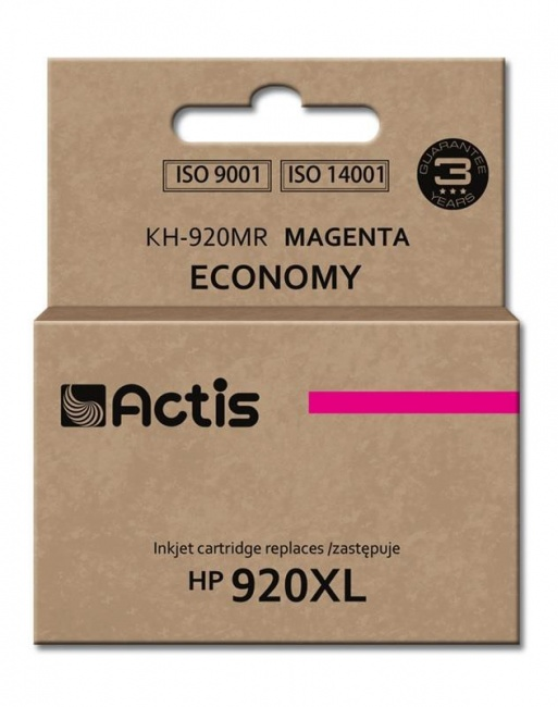 Tusz Actis HP 920XL (HP 920XL CD973AE) standard 12ml magenta